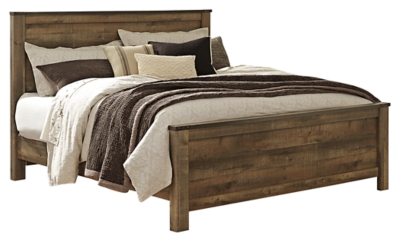 Trenton King Panel Bed