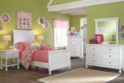 Keeler Twin Panel Bed