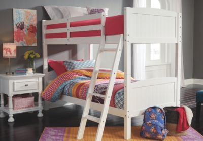 Keeler Twin over Twin Bunk Bed