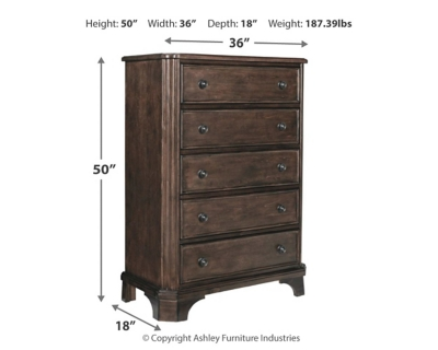Azra Chest of Drawers