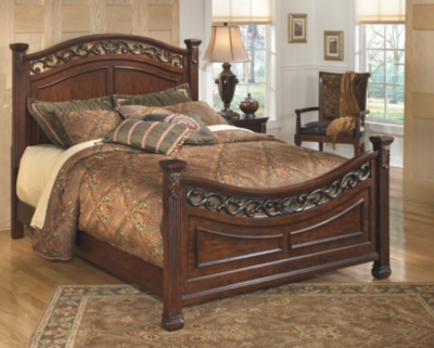 Ladera King Panel Bed