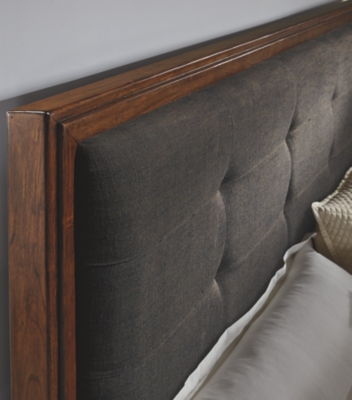 Rackerby King Upholstered Panel Bed