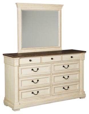 Beverly Dresser and Mirror