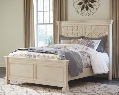 Beverly Queen Panel Bed