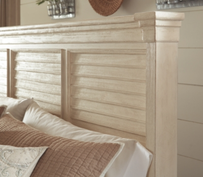Beverly California King Panel Bed