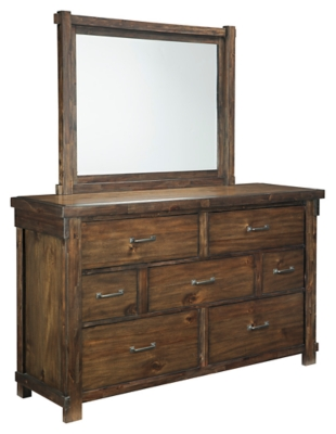 Lakeland Dresser and Mirror
