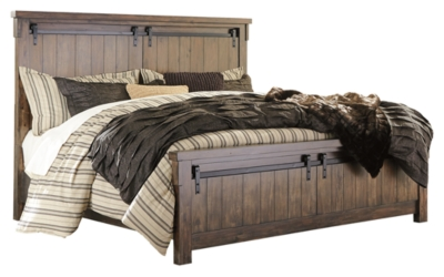 Lakeland King Panel Bed