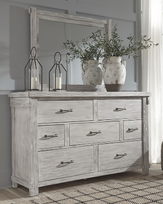 Barnaby Dresser and Mirror