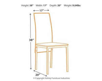 Salinas Dining Room Chair