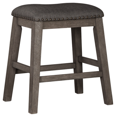 Clara Counter Height Dining Room Table and Bar Stools (Set of 3)