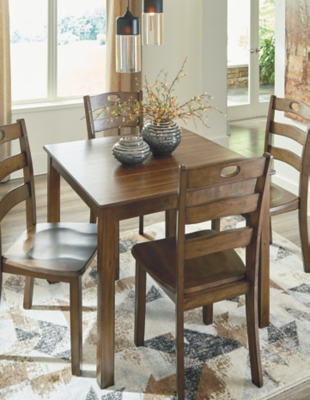 Hanford Dining Room Table and Chairs (Set of 5)