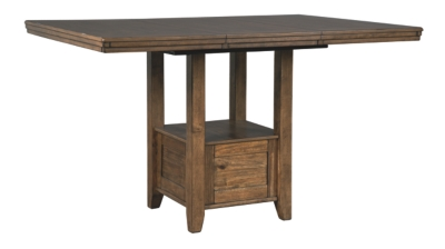 Florence Counter Height Dining Room Table