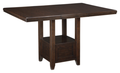 Hanford Counter Height Dining Room Extension Table