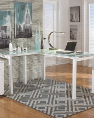 "Baraga 61"" Home Office Desk"