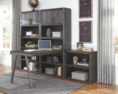 "Raventown 74"" Bookcase"