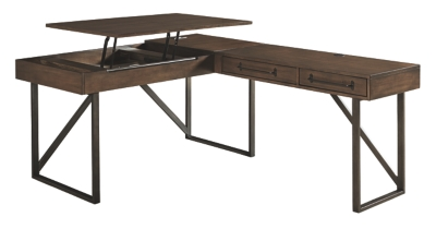 Starmore Starmore 2-Piece Home Office Lift Top Desk