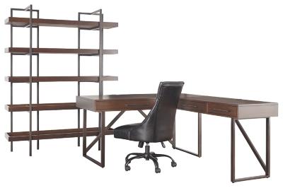 Starmore 2-Piece Home Office Desk
