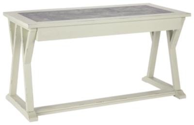 """Jonileene 60"""" Home Office Desk with Hutch"""