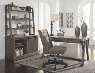 """Luxenford 60"""" Home Office Desk"""