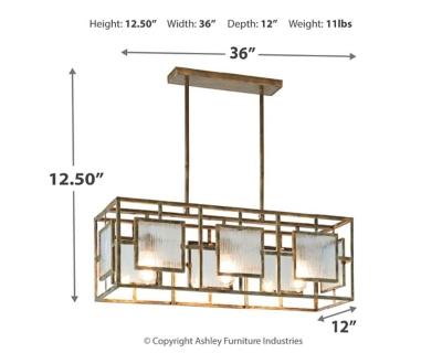Pacey Pendant Light