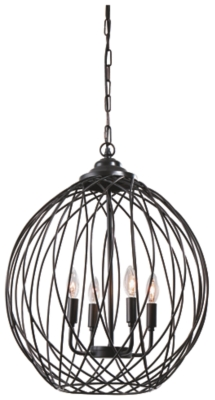 Maalik Pendant Light