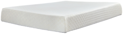 10 Inch Chime Memory Foam King Mattress in a Box