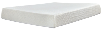 10 Inch Chime Memory Foam Twin Mattress in a Box