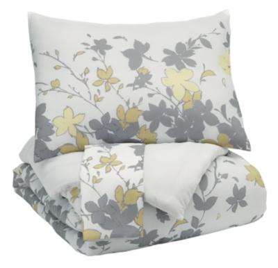 Maureen 3-Piece King Comforter Set