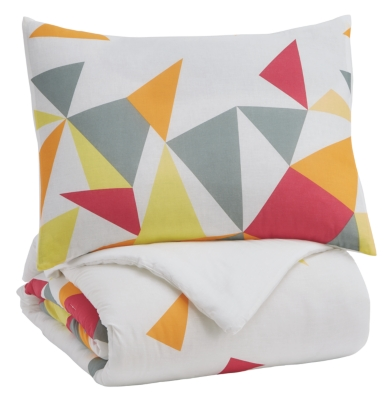 Maxie 2-Piece Twin Comforter Set