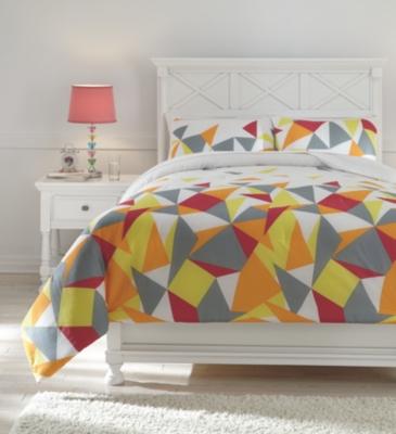 Maxie 3-Piece Full Comforter Set