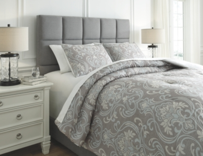 Noel 3-Piece Queen Comforter Set
