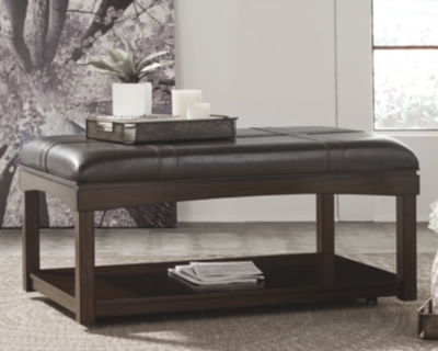 Hanford Coffee Table Ottoman