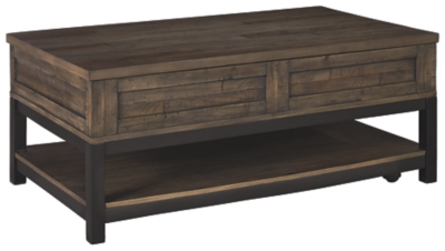 Julian Coffee Table with Lift Top