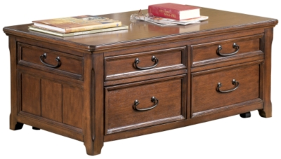 Woodboro Coffee Table with Lift Top