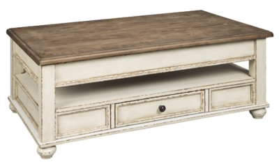 Redding Coffee Table with Lift Top