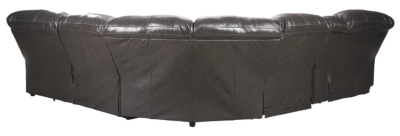 Harvey 6-Piece Power Reclining Sectional with Chaise