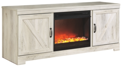 """Birmingham 63"""" TV Stand with Fireplace"""