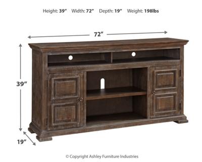 "Woodacre 72"" TV Stand"